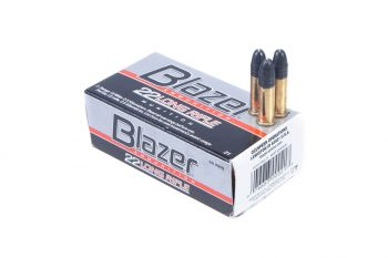 CCI Blazer .22LR High Velocity 40gr Ammunition - 50rd Box