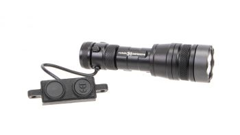 Cloud Defensive REIN Micro Weapon Light w/ Switch - Black