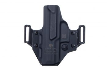 Crucial Concealment Right Hand Covert OWB Holster - Sig Sauer P320C