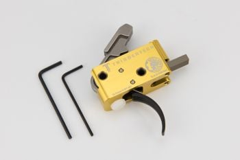 Battle Arms Development Edition Trigger- Curved
