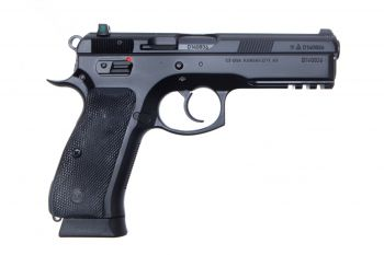 CZ-USA CZ 75 SP-01 9mm Pistol