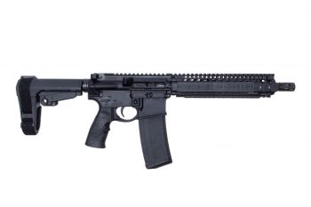 "Daniel Defense MK18 5.56 Pistol - 10.3"" Black"