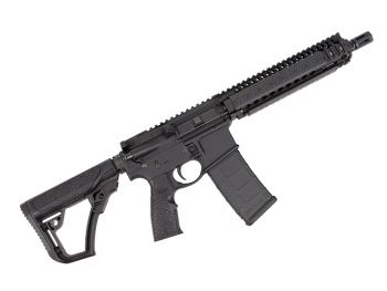 "Daniel Defense MK18 5.56 NATO SBR - 10.3"" Black"