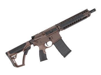 "Daniel Defense MK18 5.56 NATO SBR - 10.3"" Milspec+ Brown"