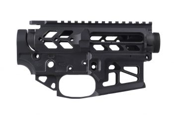 Iron City Rifle Works BN-15 BERSERKER LITE Stripped Receiver Set