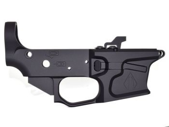 Gibbz Arms G9 Glock Ambi Mag Release Lower Receiver
