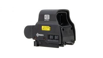 EOTech EXPS2-0 Holographic Sight w/ Green Reticle & QD Lever - Black