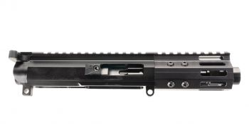 FOXTROT MIKE FM PRODUCTS AR-15 9MM Complete UPPER - 4""