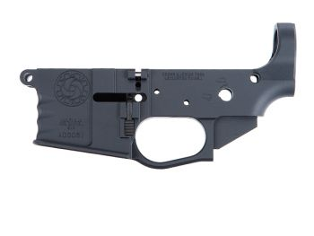 Cross Machine Tool (CMT) Tactical AR-15 Gen 2 UHP 15 Billet Lower Receiver Ambi