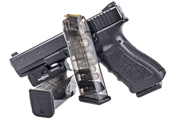 Elite Tactical Systems (ETS) 9mm Magazine For Glock 17 - 10rd