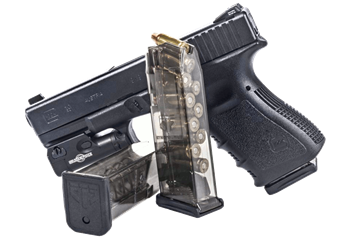 Elite Tactical Systems (ETS) 9mm Magazine For Glock 19 - 10rd