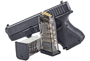 Elite Tactical Systems (ETS) 9mm Magazine For Glock 26 - 10rd
