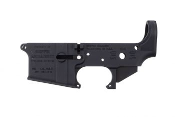 Griffin Armament MK1 AR-15 Stripped Lower Receiver - Cosmetic Blem