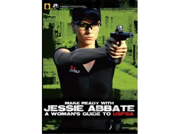 Make Ready with Jessie Abbate - a Woman's Guide to USPSA