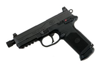 FN FNX-45 Tactical .45ACP Pistol – 15rd Black