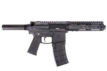 V Seven Weapon Systems Enlightened 300BLK Pistol - 6.5""