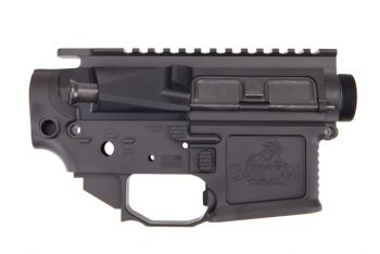 San Tan Tactical STT-15 Pillar Billet Receiver Combo w/ Logo