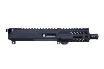 Angstadt Arms 9mm Complete Upper Assembly - 4.5""