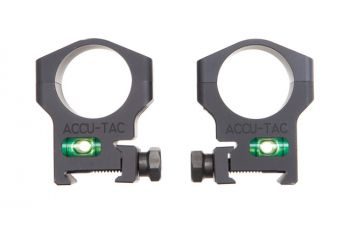 Accu-Tac Scope Rings - 30MM