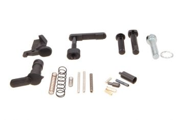 Pioneer CNC Co Lower Parts W/O Grip/Trigger Guard/Fire Control