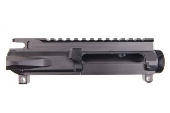 Fortis MFG Billet Upper Receiver -Stripped