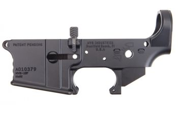 MVB Industries AR-15 Ambi Forged Lower Receiver
