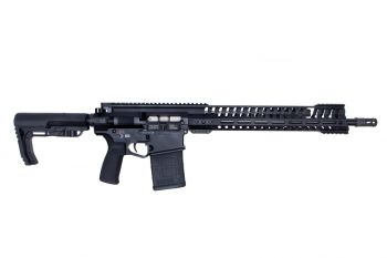 "Patriot Ordnance Factory (POF) P308 Edge .308 Rifle - 16.5"" Black"