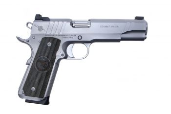 Nighthawk Custom Thunder Ranch 1911 Stainless Steel Custom Pistol - 9mm