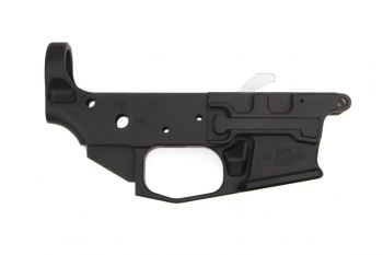 Cross Machine Tool (CMT) Tactical UHP9 9MM Stripped PISTOL CALIBER LOWER RECEIVER