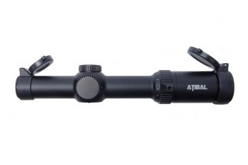Atibal XP8 1-8x MIRAGE with Rapid View lever Front Focal Plane (FFP) - Black
