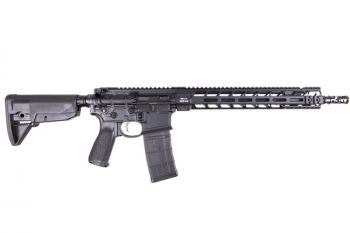 """Primary Weapons Systems .223 Wylde MK114 MOD 2-M Rifle - 14.5"""" (Pinned)"""