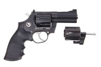 Nighthawk Custom Korth Mongoose .357 Magnum Pistol W/ Extra 9mm Cylinder - 3""