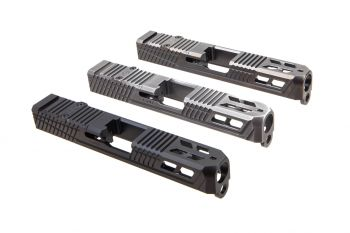 L2D Combat Catalyst Glock 19 Gen 3 Stripped Slide