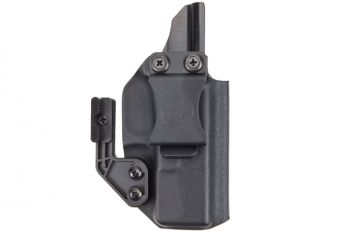 ANR Design Appendix IWB RH Holster with Polymer Claw For Glock 19 - Black