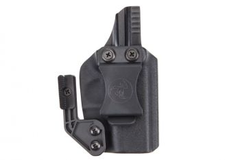 ANR Design  Appendix IWB RH Holster with Polymer Claw for Glock 43 - Black