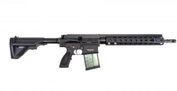 "Heckler & Koch (H&K) MR762-A1 7.62x51 Rifle - 16.5"" Black"