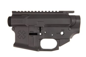 Noveske GEN 3 Lower and Upper Receiver Combo - 5.56MM Chainsaw