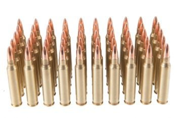 Rainier Munitions Remanufactured .223 Rem 55gr FMJ Box - 50 Rd