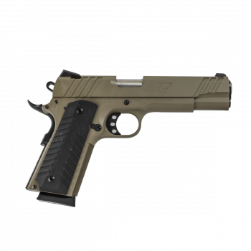 "Devil Dog Arms DDA-1911 Standard Pistol - 5"" FDE"
