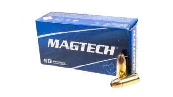 MagTech 9mm 115gr JHP Ammunition - 50rd Box