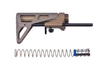 Maxim Defense CQB Gen 7 Stock for AR-15 - FDE
