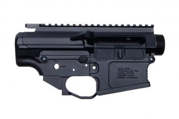 MEGA Arms Maten Billet Ambi Receiver Set