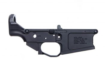 MEGA Arms MATEN Billet Ambi Lower Receiver