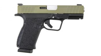 Next Level Armament NXL-19 9mm Pistol - Bazooka Green