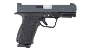 Next Level Armament NXL-19 9mm Pistol - Dark Grey/SS Pins
