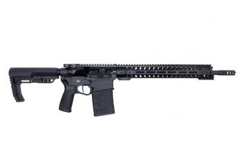 "Patriot Ordnance Factory (POF) Revolution Direct Impingement Gen 4 308 Rifle - 16.5"" (M-LOK) Black"
