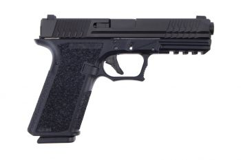 Polymer80 PFS9 Full Size 9mm Pistol - Black