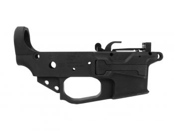 Quarter Circle 10 S226 Stripped Lower Receiver