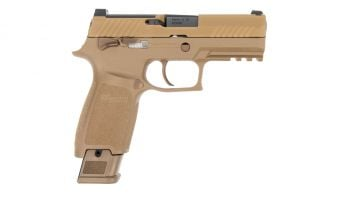 Sig Sauer M18 Commemorative Pistol (Limited Edition)