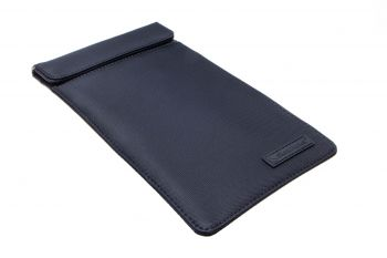 Silent Pocket Medium Waterproof Nylon Faraday Sleeve - Black